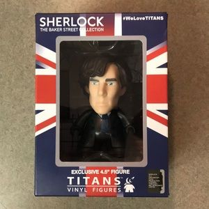 Titans Vinyl Figure Sherlock Baker St.Collection